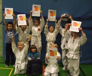 Judo macht stark – Wochen 2011