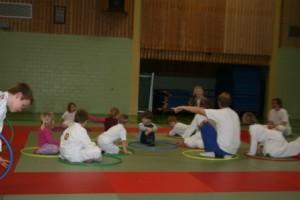 Kinder ab 5 Jahre beim Judo