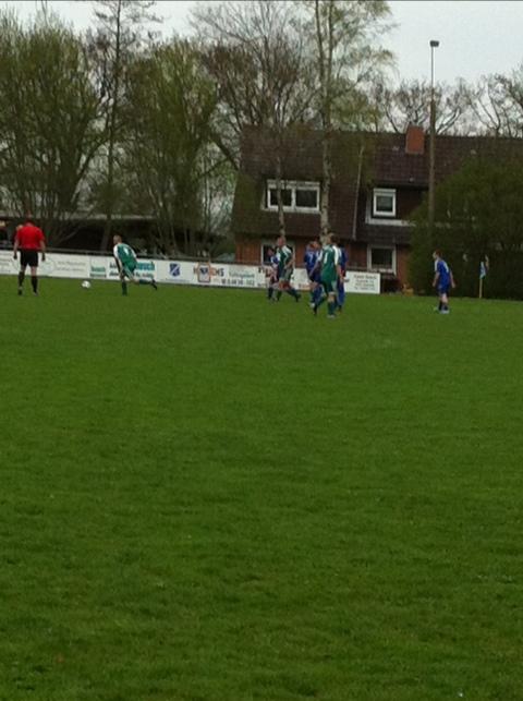 Spielbericht FC Offenbüttel II-TSV Linden 3:3 (2:2)