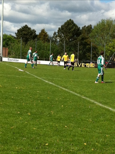 Spielbericht SV Epenwöhrden – TSV Linden