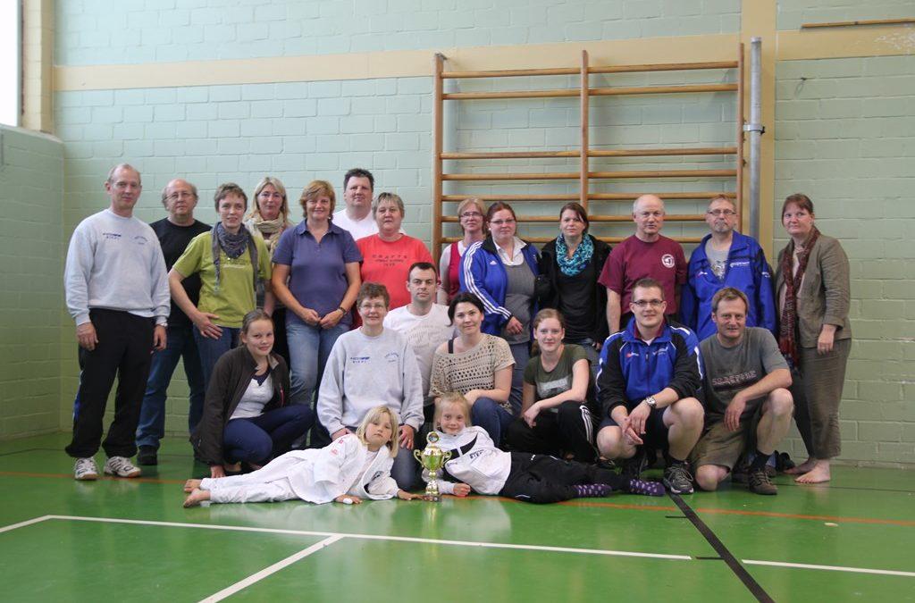 Vielen Dank…! – Die Helfer des Dithmarscher Judo-Cups