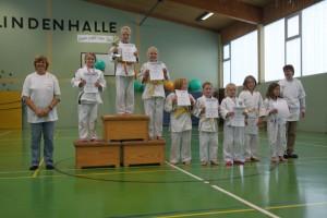 Judo Vereinsmeisterschaft