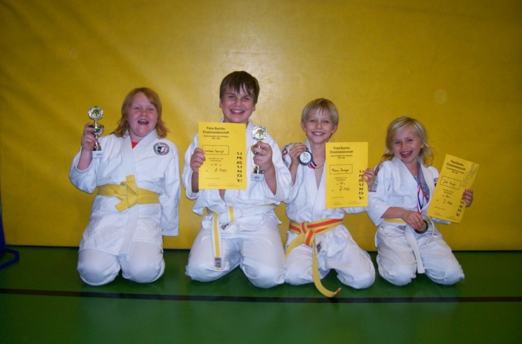 Judo-Pokal-Turnier der U12 in Glückstadt
