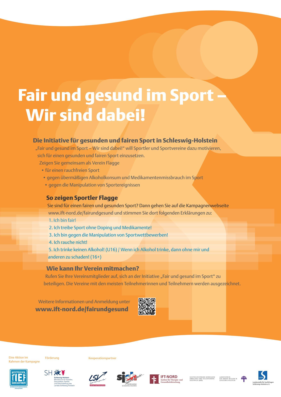 unterstützung land sportvereine sh