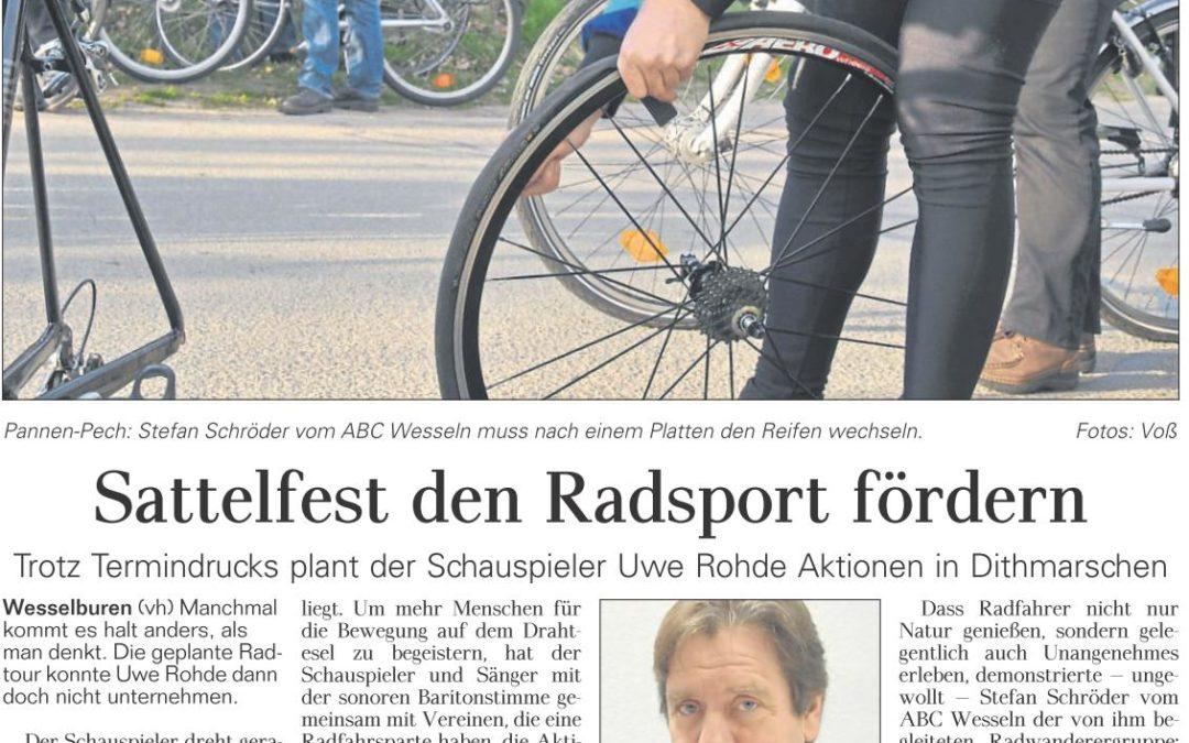 Großer Rad-Aktionstag am 10.05. in Heide