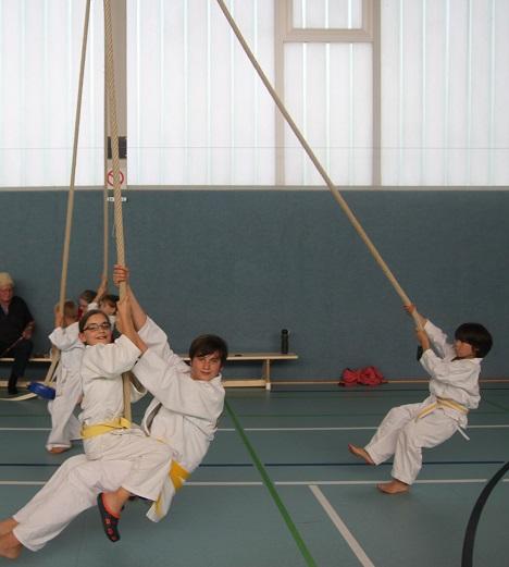 Neue Vereinsmeister im Judo