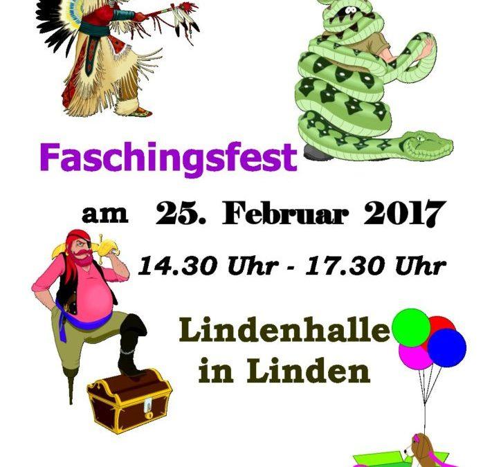 Linden is' Party am 25.02. 14:30 Uhr
