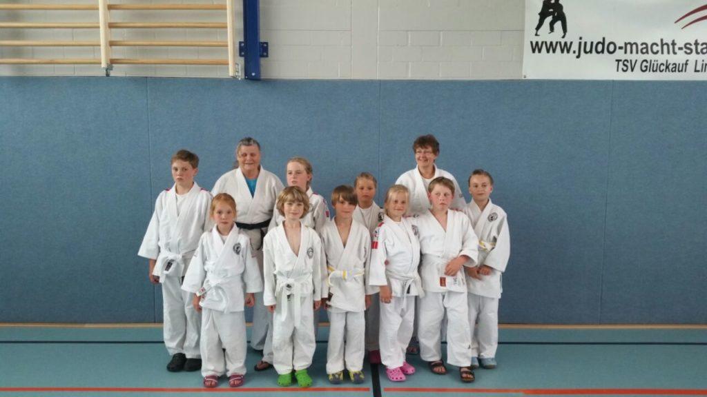 Judosparte wird bunter