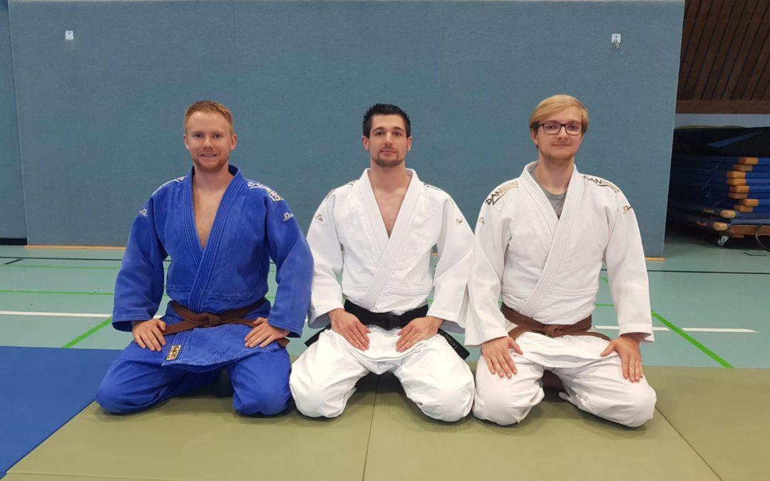 Einladung zur Judo-Vereinsmeisterschaft