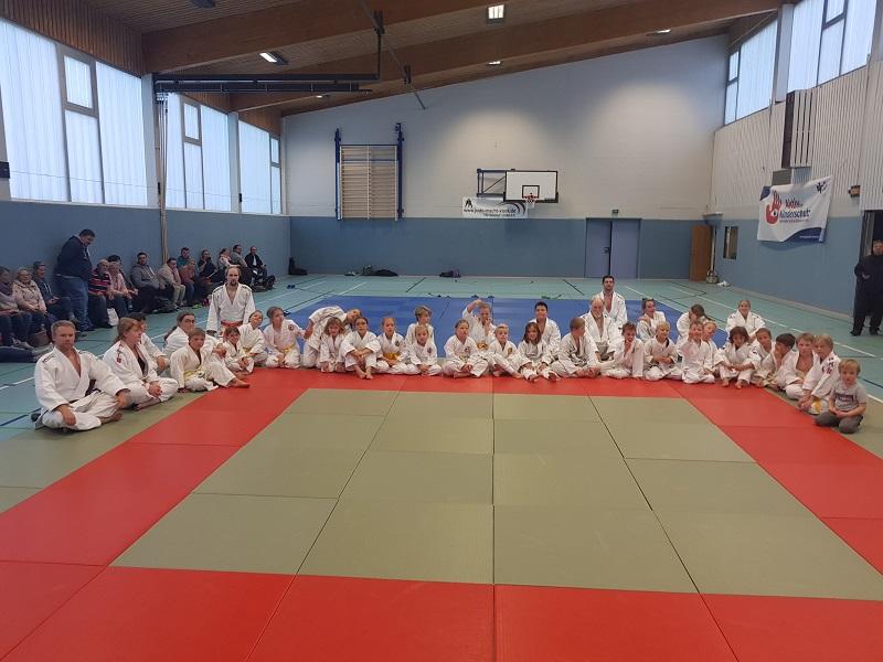 Judo-Vereinsmeister ermittelt