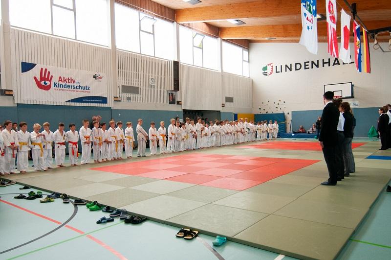 Judo Bezirkseinzelmeisterschaft U12