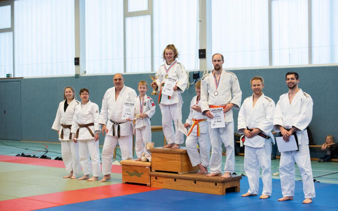 Judosparte ermittelt Vereinsmeister
