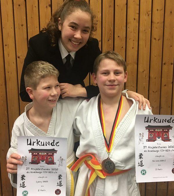 Toller Start für die Judosparte