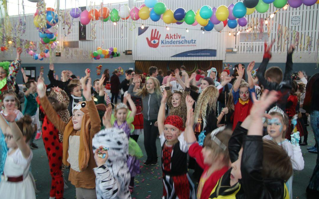 TSV Linden feierte ein schönes Faschingsfest